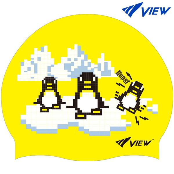 VA0701-18D 뷰 우르르펭귄 실리콘 수모
