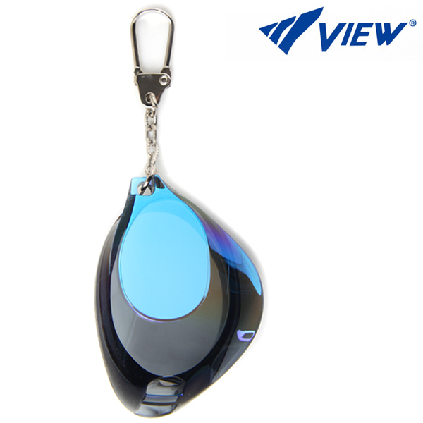 VK120-SKBL-R 뷰 VIEW 블레이드 키링 열쇠고리