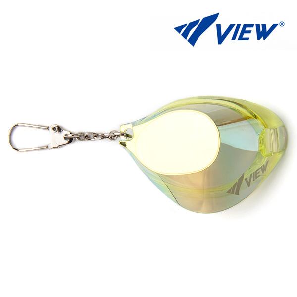 VK120 블레이드 수경 렌즈 열쇠고리 Y BL-L 뷰 view 키링