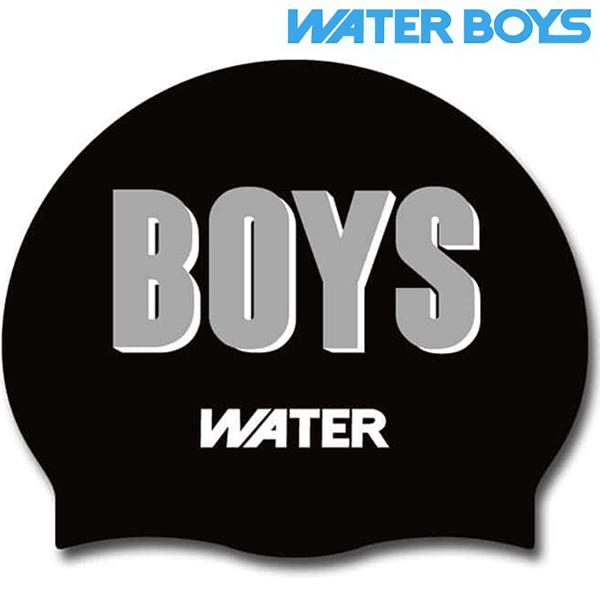 WATERBOYS-BLK 워터보이즈 실리콘 수모