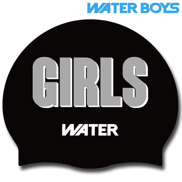 WATERGIRLS-BLK 워터보이즈 실리콘 수모