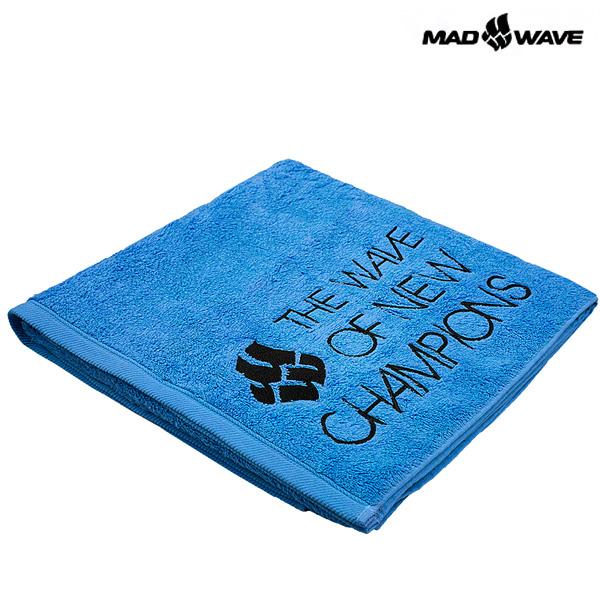 WAVE(BLUE) MAD WAVE 수영 타올 수건