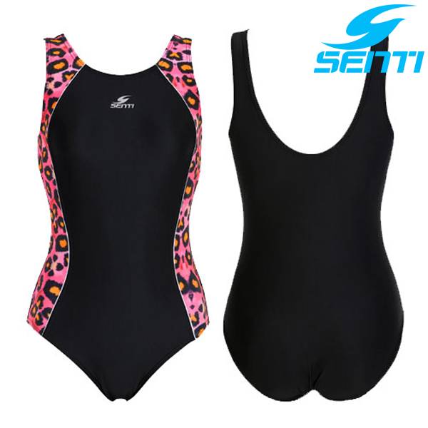 센티 리얼호피 WSB-20206 여성 일반용 수영복