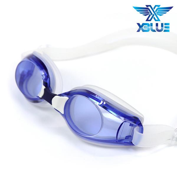 엑스블루 패킹 노미러렌즈 수경 XB-11N(NBLU)