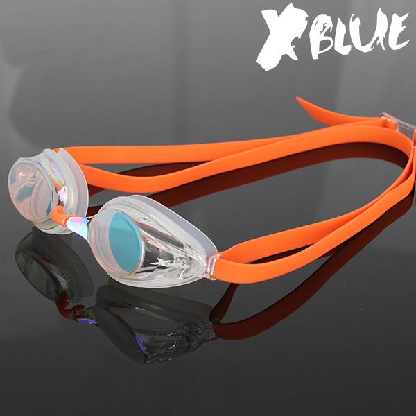 엑스블루 패킹 미러렌즈 수경 XB-20MR(CLOR)