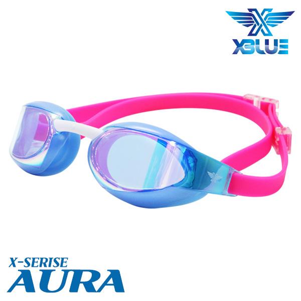 XBL-0401MR-SKPK 엑스블루 AURA 미러 패킹 수경