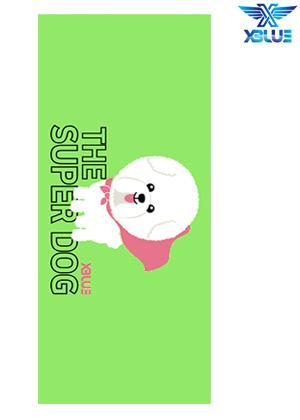 XBL-0500-SUPER DOG-1 엑스블루 XBLUE 건식 타올 수영용품