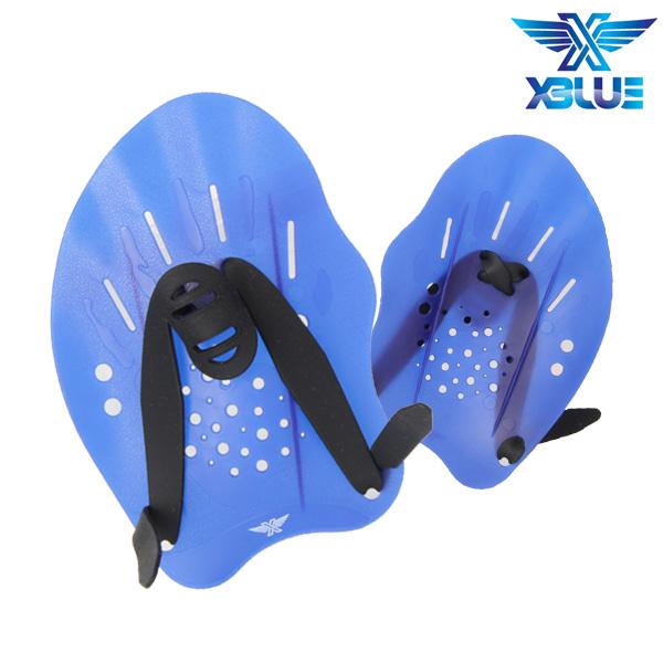 XBL-0500 패들-BLU 엑스블루 훈련용 수영용품