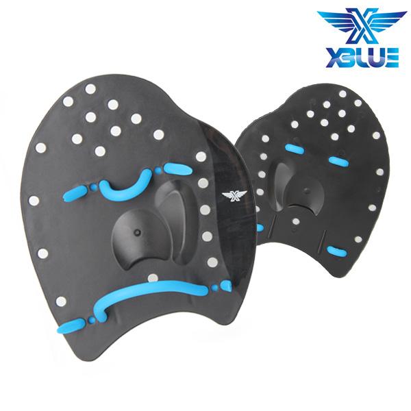 XBL-0501 패들-BLK 엑스블루 훈련용 수영용품