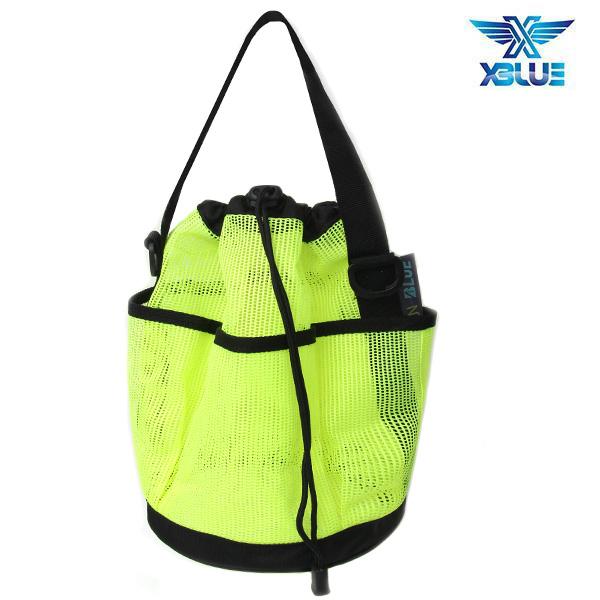XBL-0900-LIM XBLUE 엑스블루 메쉬 토트백 가방