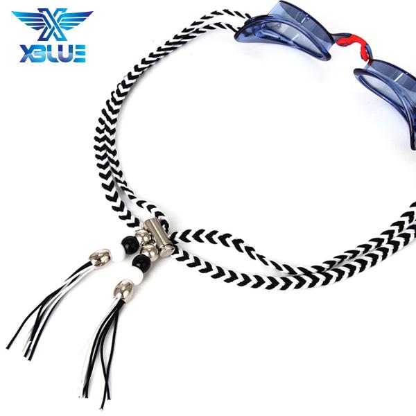 XBL-1502-5 엑스블루 플렛키 수제 수경끈 수경줄
