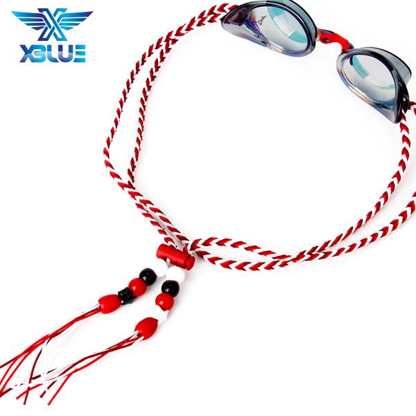 XBL-1502-6 엑스블루 플렛키 수제 수경끈 수경줄