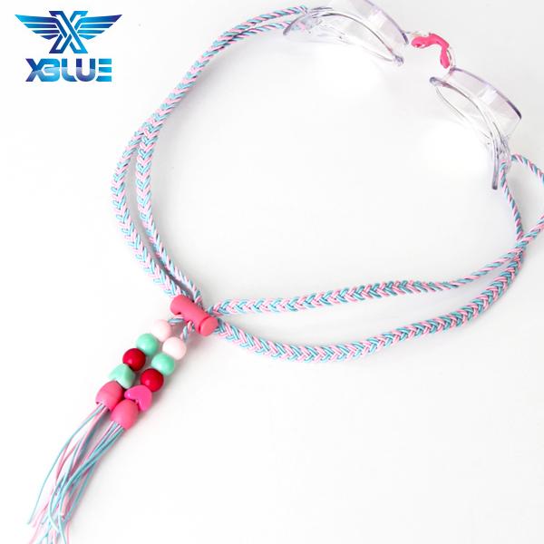 XBL-1502-9 엑스블루 플렛키 수제 수경끈 수경줄