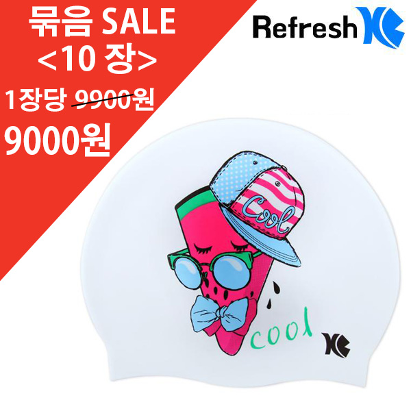 XBL-7208 WATERMELON (WHT) 10개 묶음 SALE 상품