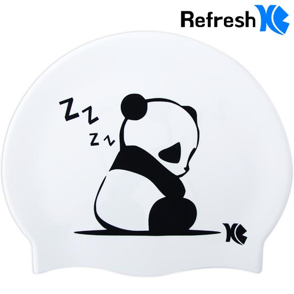 XBL-7219 SLEEPING PANDA 슬리핑 팬더 실리콘 수모