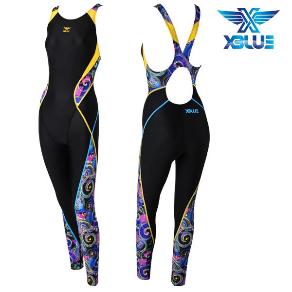 XBL-8025 (5) 엑스블루 XBLUE 여성 전신 수영복