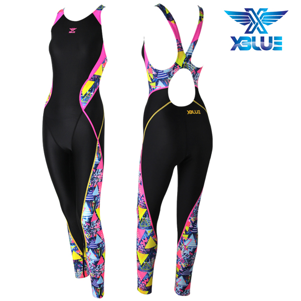 XBL-8025 (8) 엑스블루 XBLUE 여성 전신 수영복