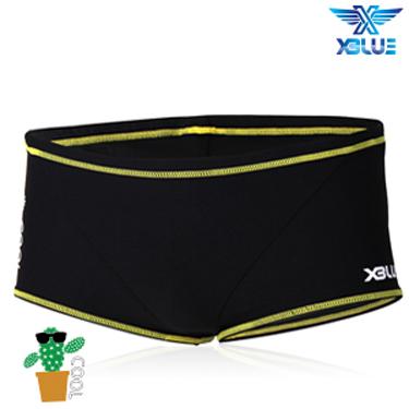 XBL-8101-2 엑스블루 XBLUE 숏사각 탄탄이 수영복