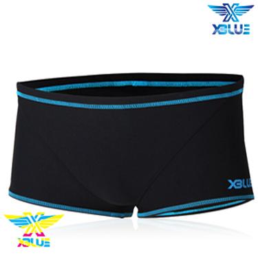 XBL-8101-5 엑스블루 XBLUE 숏사각 탄탄이 수영복