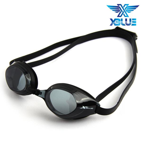 XBL-8400N-BLACK 엑스블루 노미러렌즈 패킹 수경