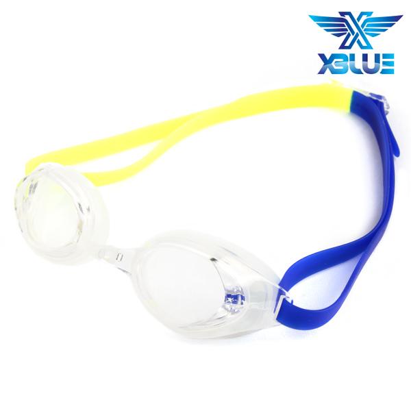 XBL-8400N-CLEAR 엑스블루 노미러렌즈 패킹 수경