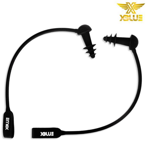 XBL-8501(BLK) 엑스블루 XBLUE 코드 귀마개 수영용품