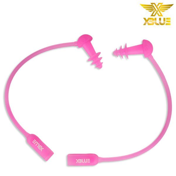 XBL-8501(PNK) 엑스블루 XBLUE 코드 귀마개 수영용품