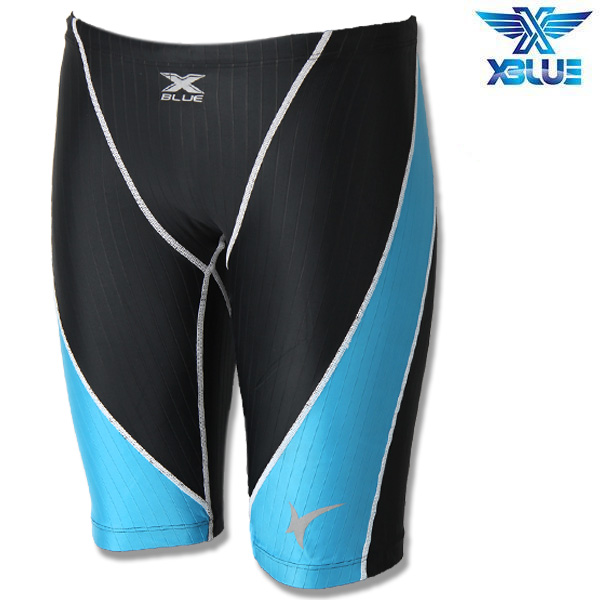 XMQ-6901-BKSK 엑스블루 XBLUE 남성 5부 수영복