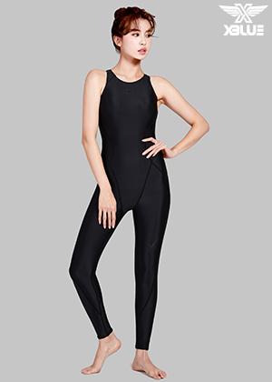 XWX-7002-BKBK XBLUE 엑스블루 여성 전신 수영복