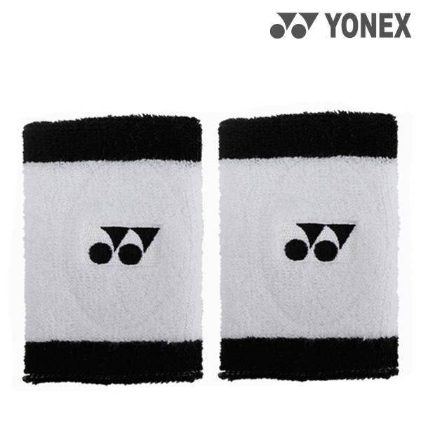 AC473-WHITE 요넥스 YONEX 1단 손목밴드