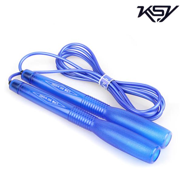 K-405-BLUE 김수열 골드형 줄넘기