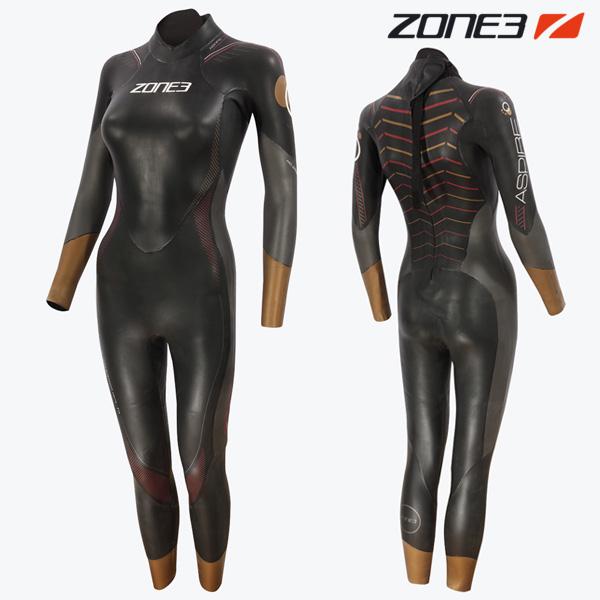 ZONE3 ASPIRE THERMAL 여성 철인3종슈트 웻슈트