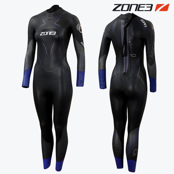 ZONE3 ASPIRE 여성 철인3종슈트 웻슈트