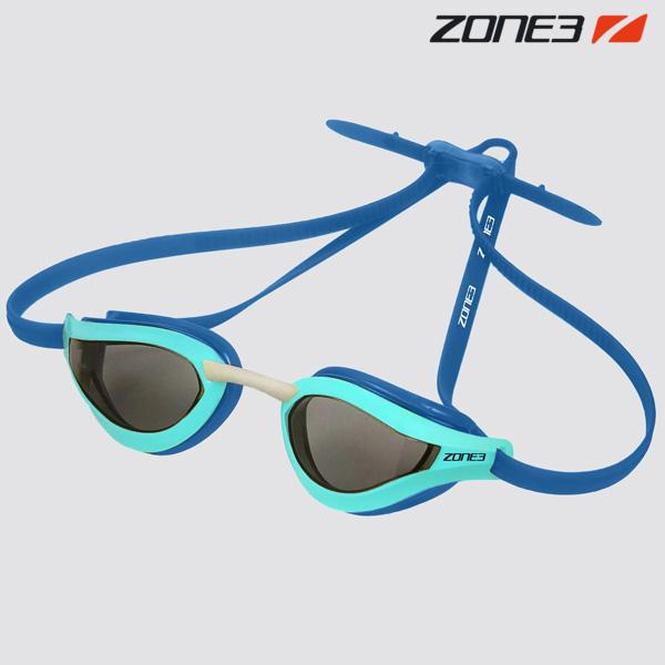 ZONE3 VIPER SPEED 오픈워터 편광렌즈 TU-BLU 수경