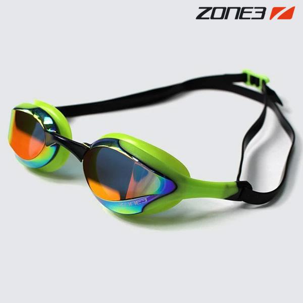 ZONE3 VOLARE 오픈워터 편광렌즈 GRN-BLK 수경