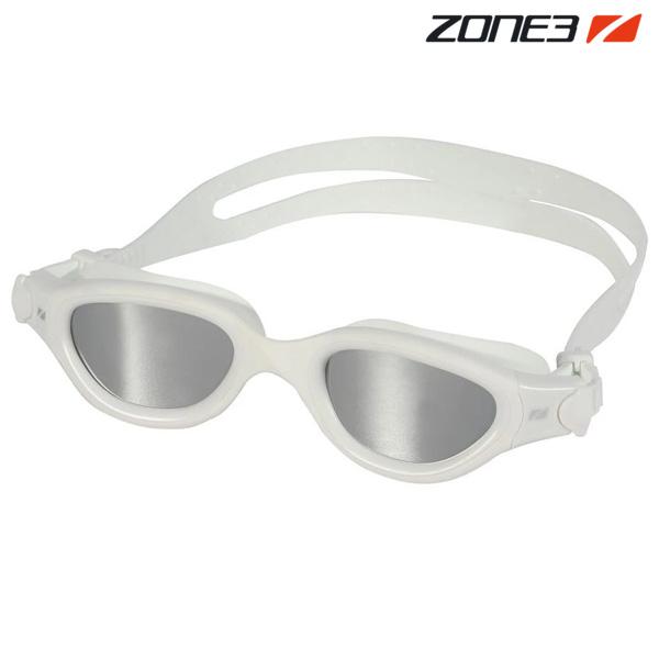 ZONE3 VENATOR-X 오픈워터 편광렌즈 WHT-WHT 수경