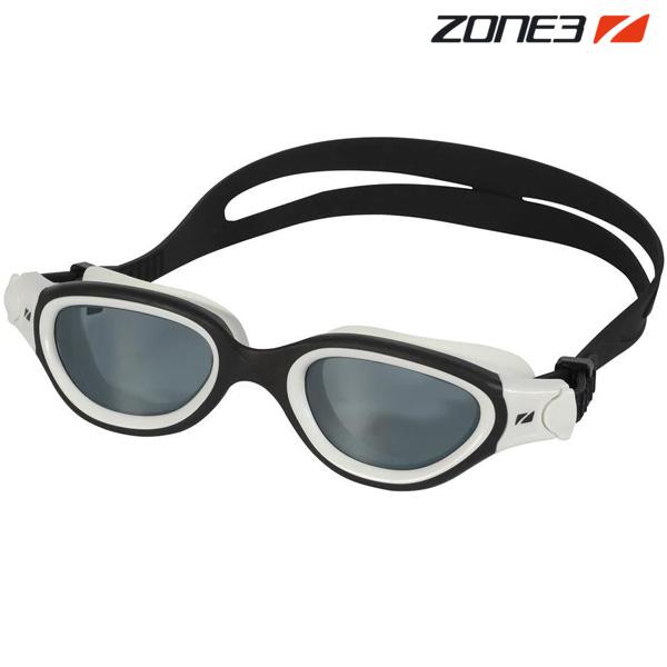ZONE3 VENATOR-X 오픈워터 편광렌즈 BLK-WHT 수경