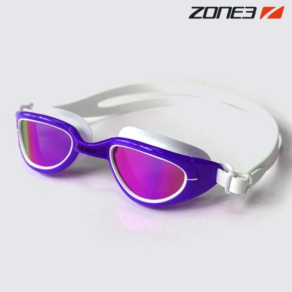 ZONE3 ATTACK 오픈워터 편광렌즈 PPL-WHT 수경