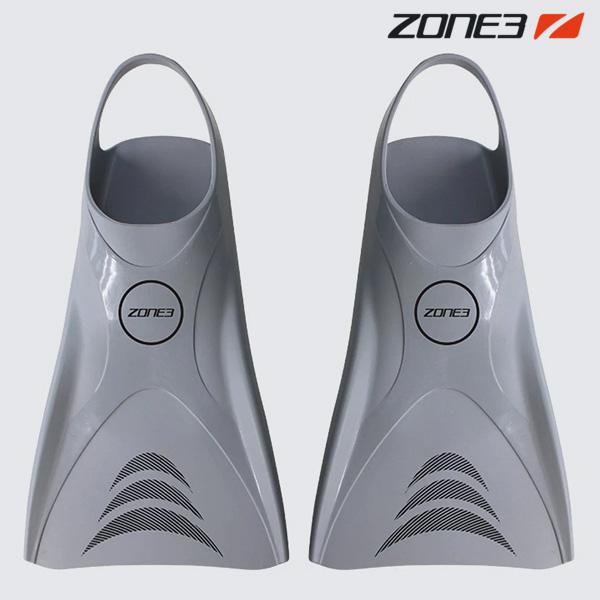 ZONE3 SILICONE V-FLEX ERGO FINS 존3 숏핀 철인3종