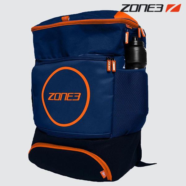 ZONE3 TRANSITION 백팩 NAVY-ORANGE 철인3종 존3 백팩