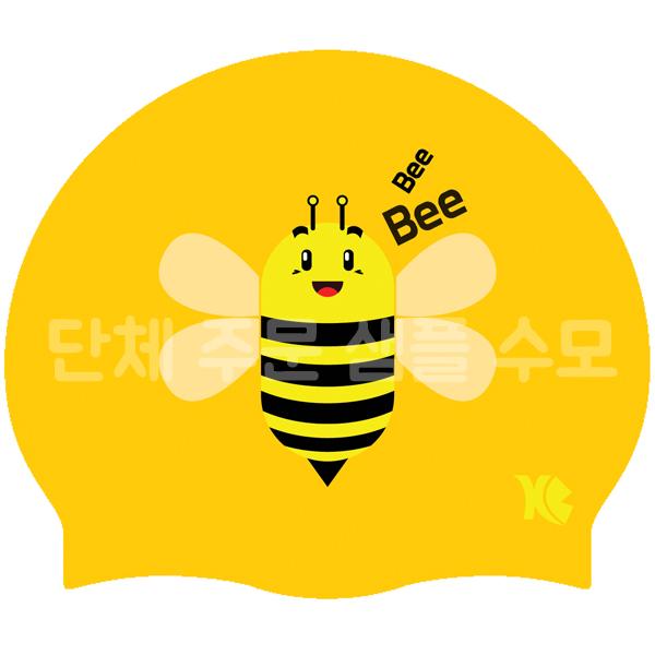 [단체주문샘플수모 No.24] 주문가능- 큐티 꿀벌